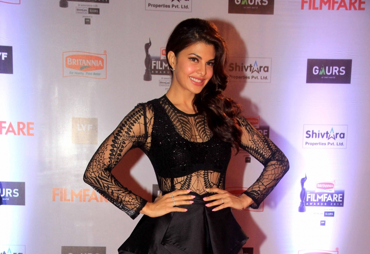 jacqueline fernandez will play a lead in this international film