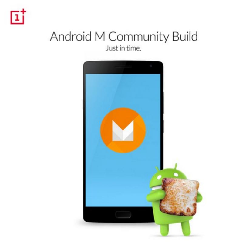 OnePlus 2 gets official Android 6.0.1 Marshmallow-based ...