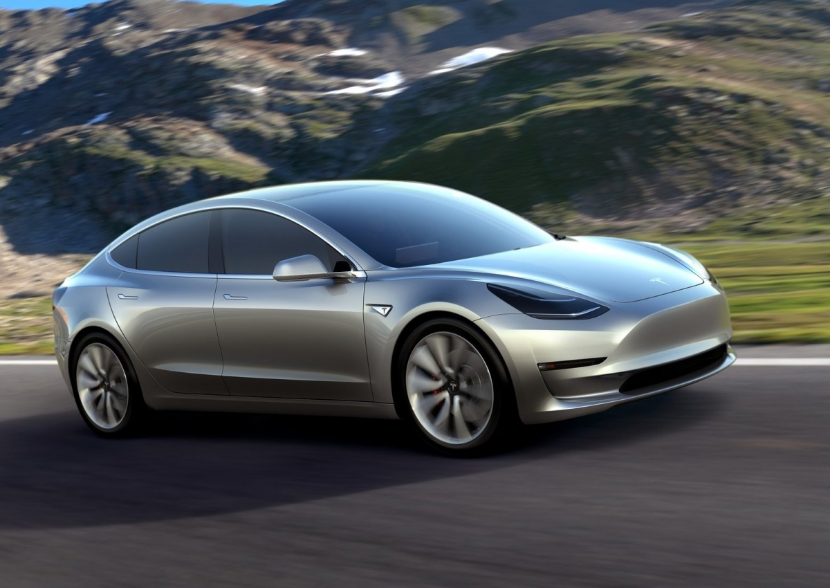 Tesla Model 3 unveiled as company's most affordable ...