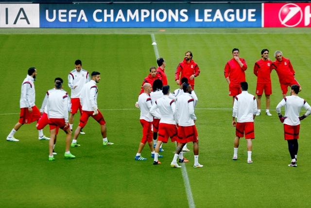 Bayern Benfica Online