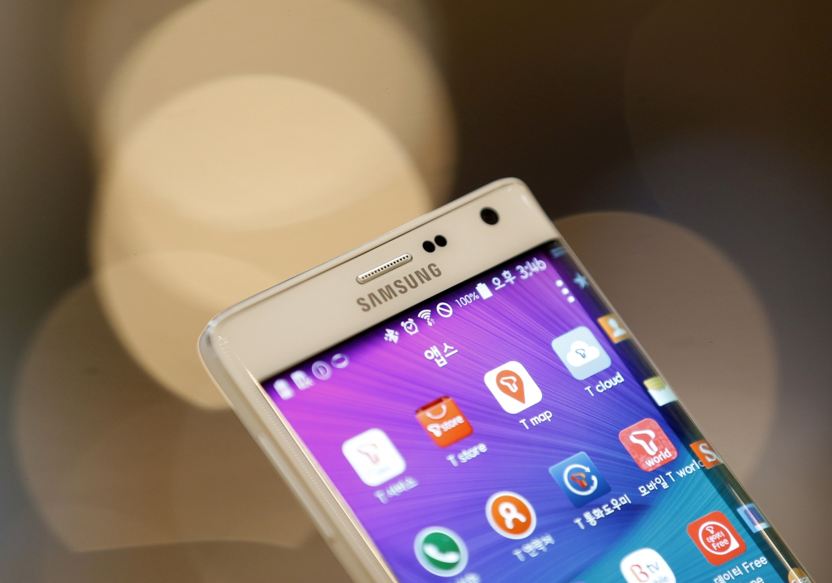 Sprint's Samsung Galaxy Note Edge, Galaxy S5 Sport get Android 6 0
