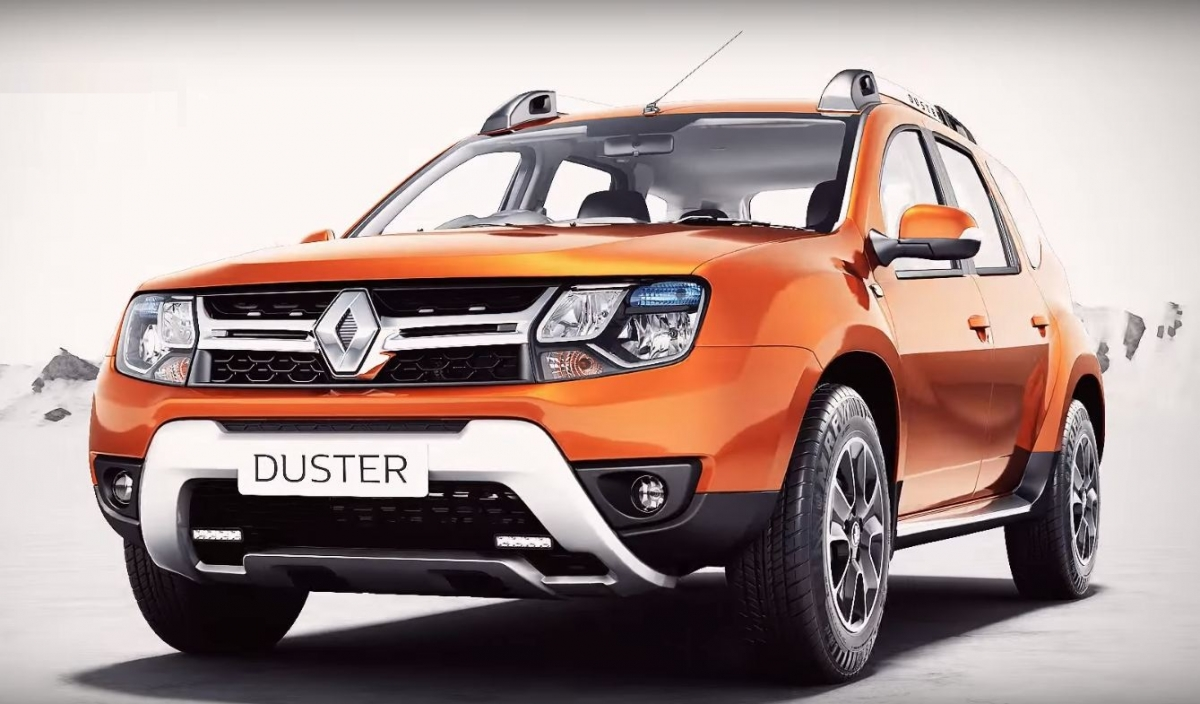 Renault Duster Now Available With Sport Essential Chrome