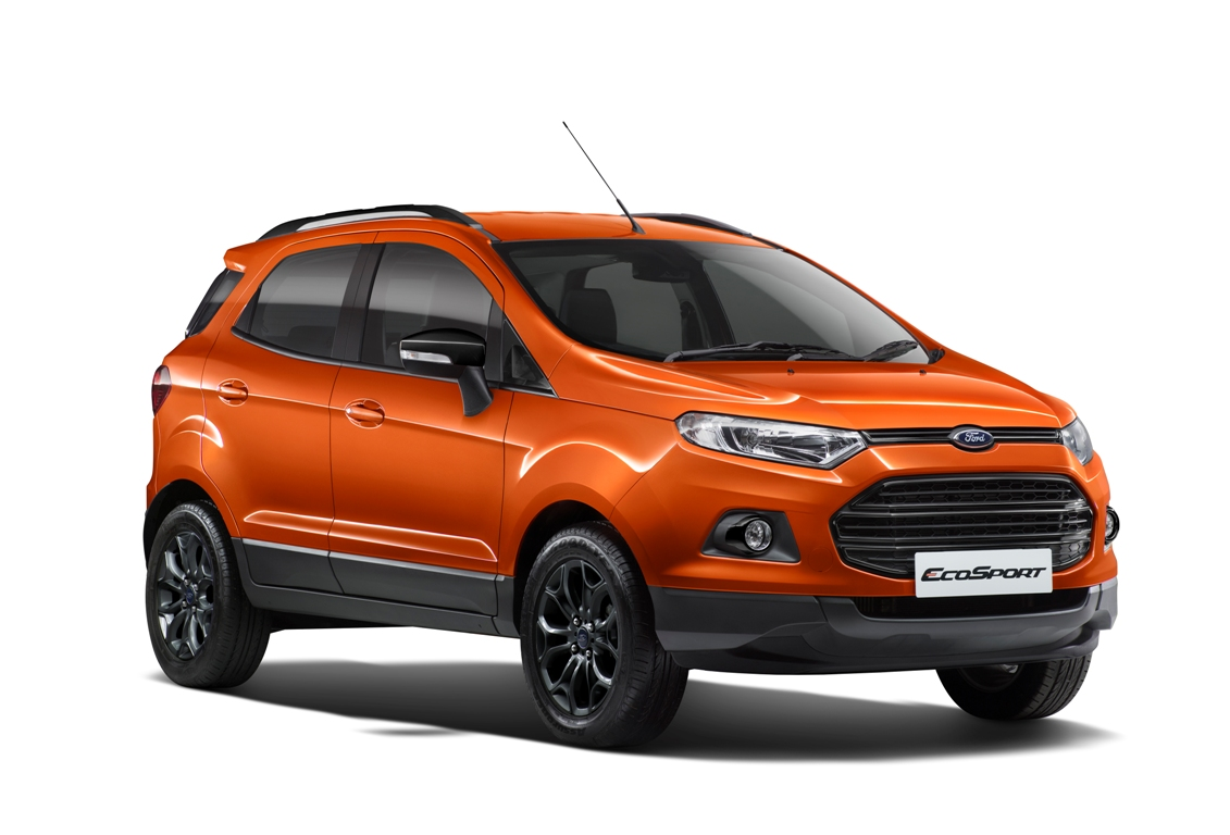 ford ecosport hybrid could be in the pipeline ibtimes india. Black Bedroom Furniture Sets. Home Design Ideas