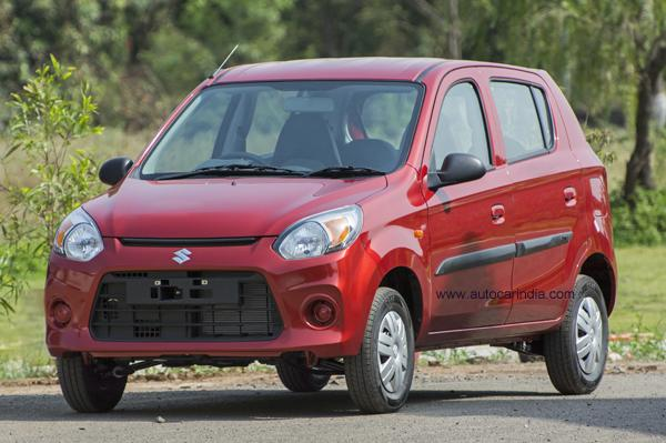 Maruti Suzuki Alto New Model