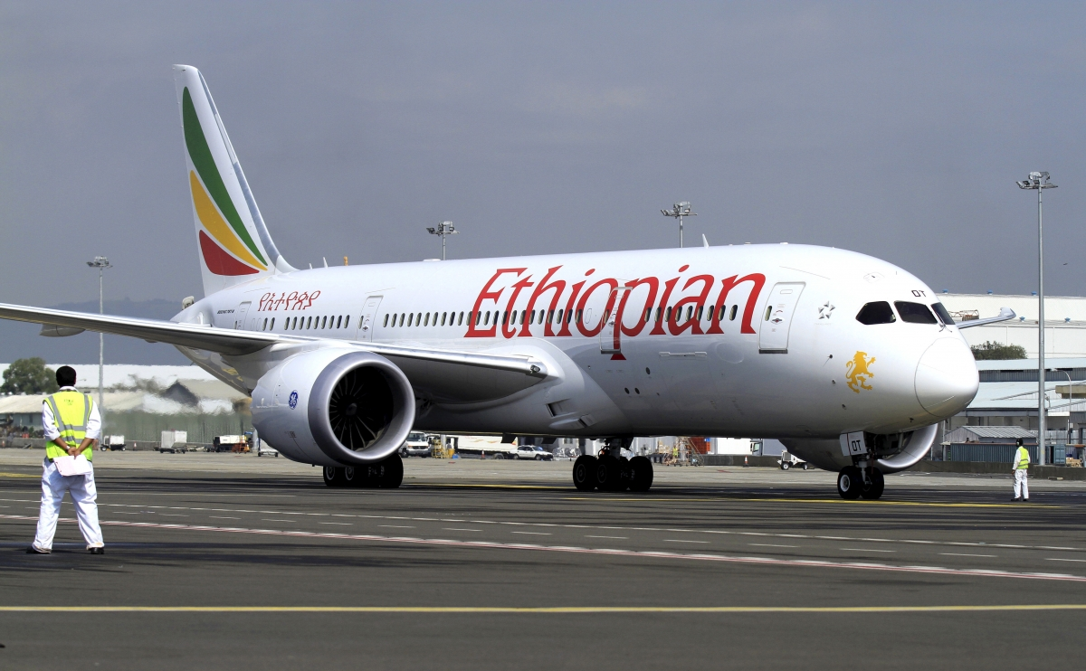 African Carrier Ethiopian Airlines Plans Expansion In