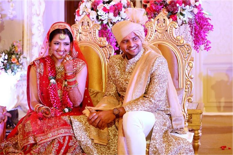 Indian cricketer Suresh Raina becomes father, welcomes ...