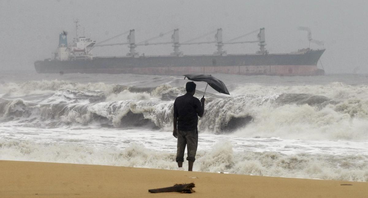 Cyclone Warning In Tamil Nadu, Andhra Pradesh, Puducherry