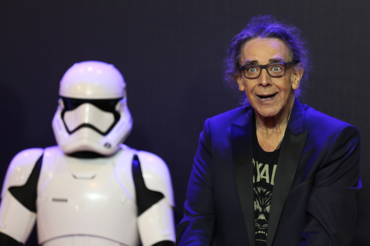Peter Mayhew (born 1944) Peter Mayhew (born 1944) new picture