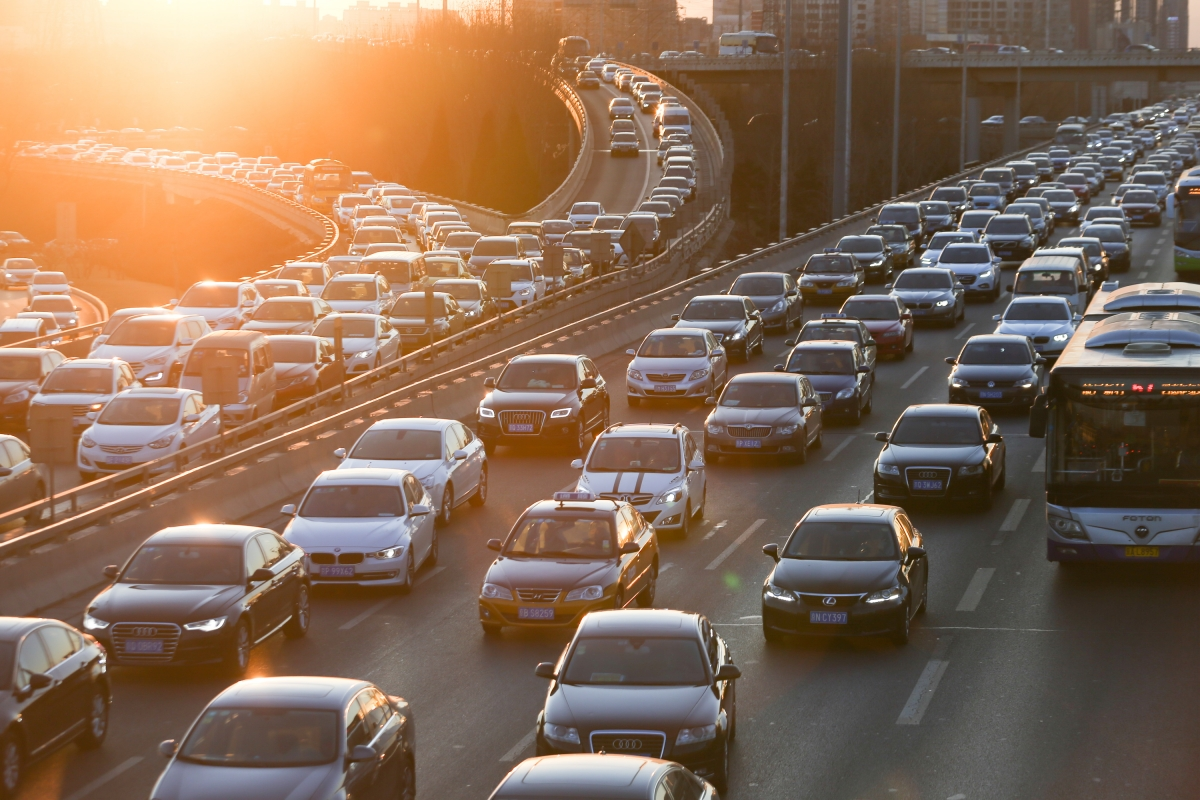 B Auto Parts >> Beijing to impose congestion charges to beat massive ...