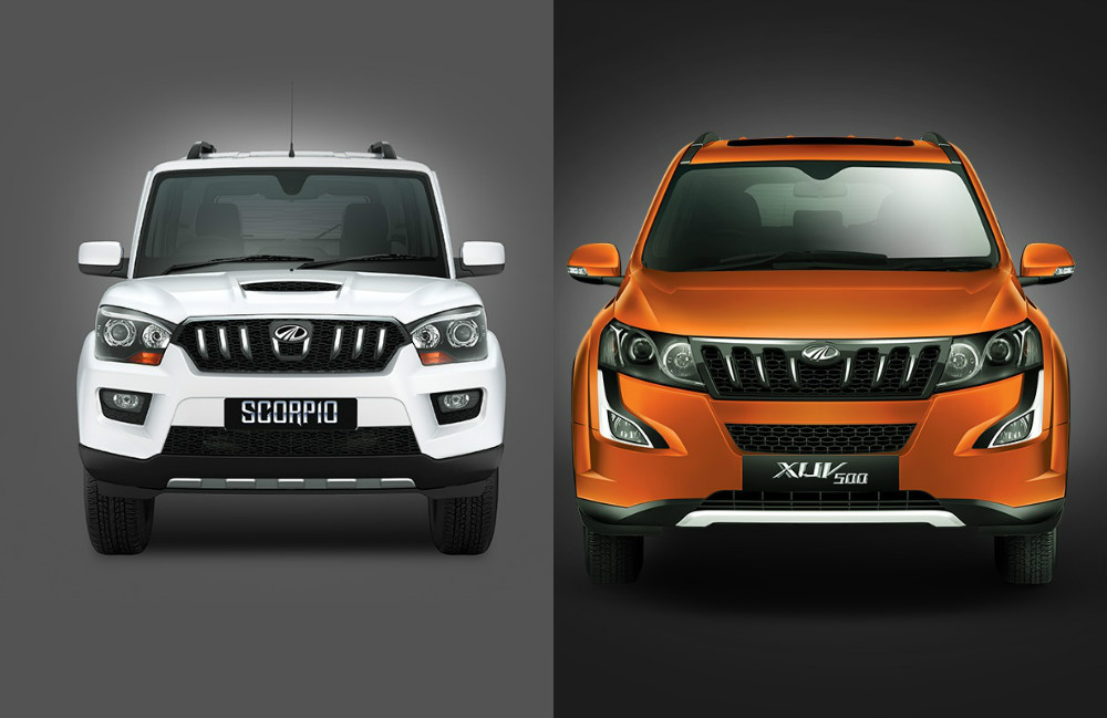 Mahindra Scorpio Xuv500 With Petrol Engine To Be Launched