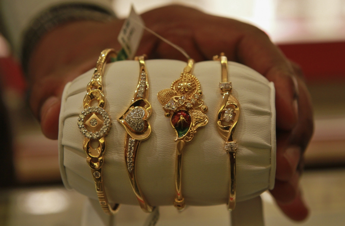 Gold Prices Rise For 5th Straight Day Close At Three Week