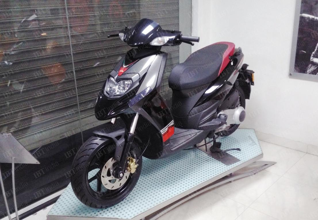 Aprilia Motorcycles Price In India