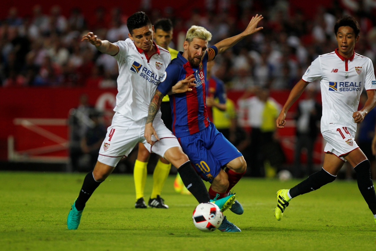 barcelona vs sevilla live streaming  watch spanish super cup 2016 live