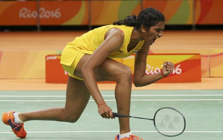 PV Sindhus Big Payday After Rio Olympics Silver Medal