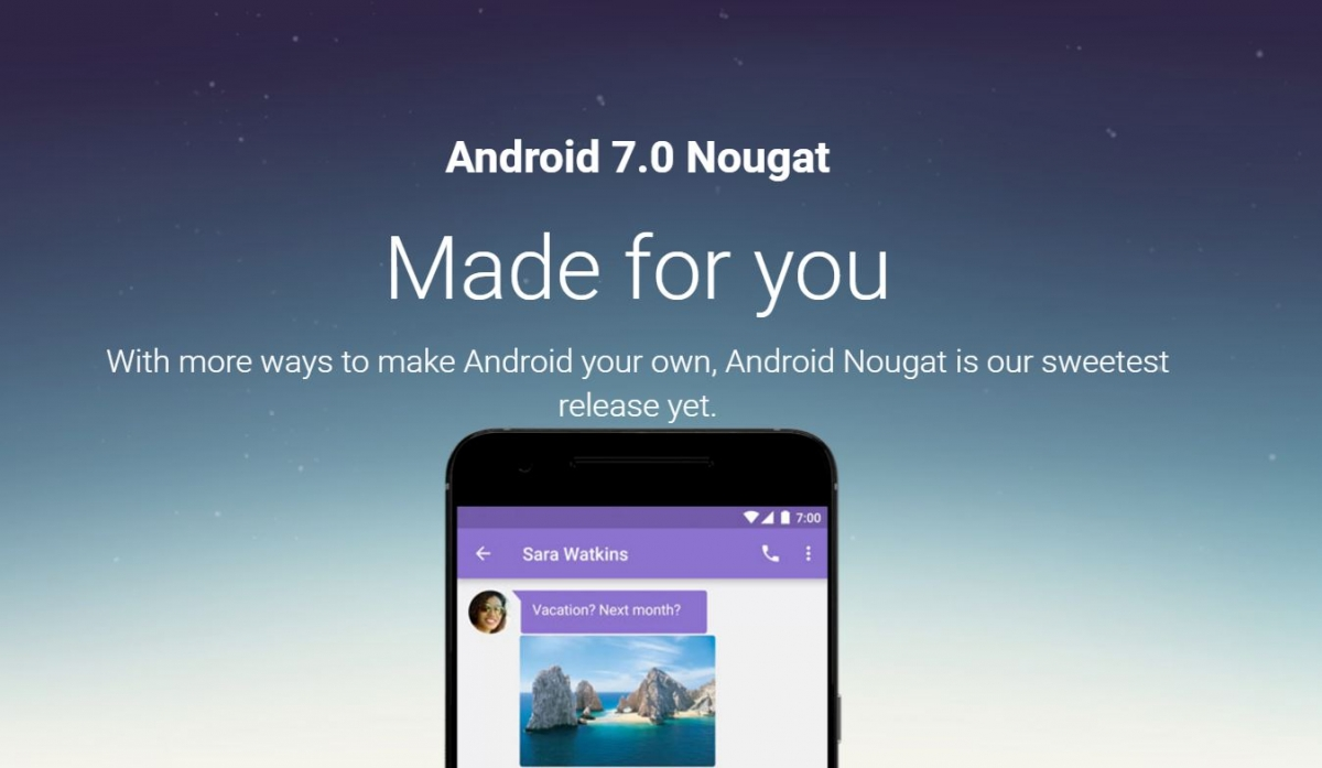 Waiting for Android Nougat update? See if your smartphone is