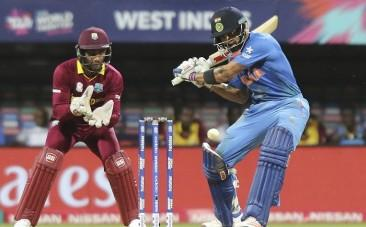 Virat Kohli India West Indies