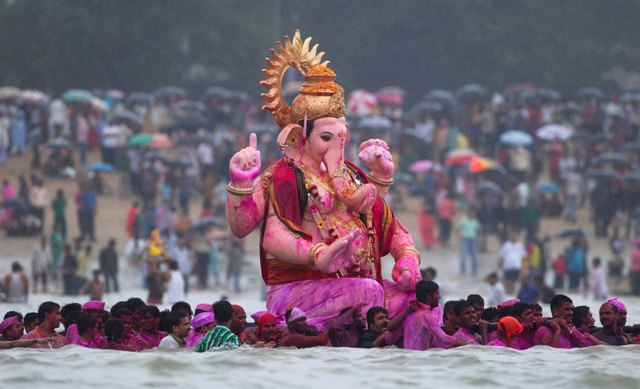 360 Best Ganesha Images On Pinterest: Ganesh Chaturthi 2016: Best Messages, Wishes, Greetings To