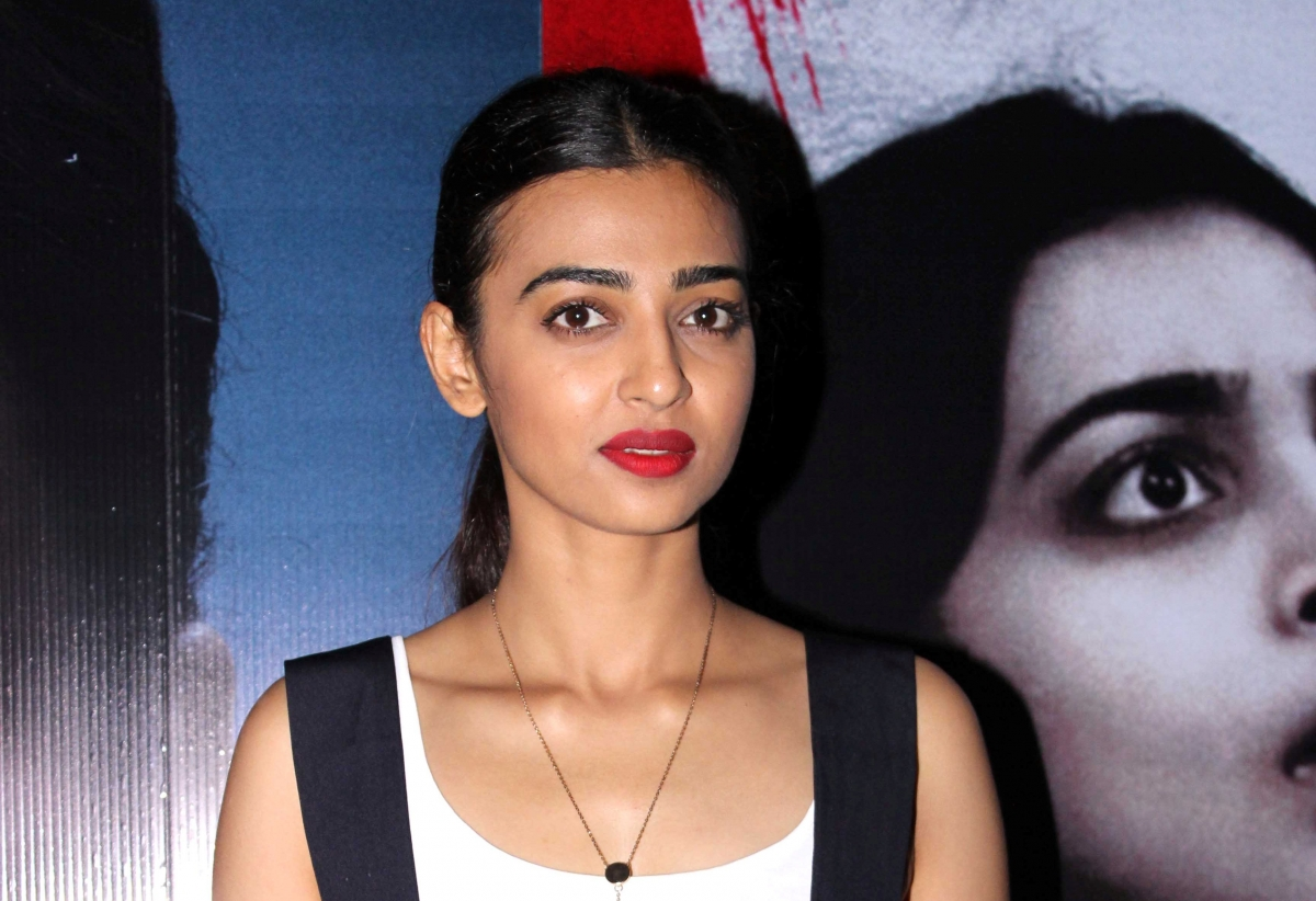 Parched Nude Scene Leaked Online Radhika Apte Has The