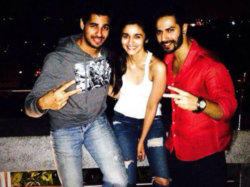 Alia Bhatt's breakup with Sidharth Malhotra makes Varun ...