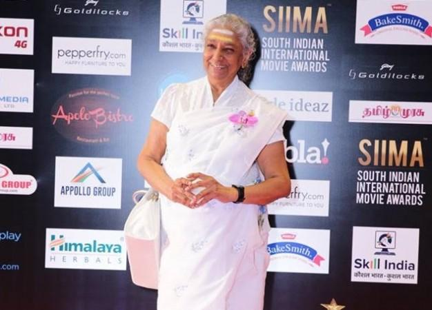 S Janaki Death Hoax Singer Quits Singing News On Her Death Is Fake Ibtimes India Listen & enjoy singer s.janaki super hit songs collections. s janaki death hoax singer quits