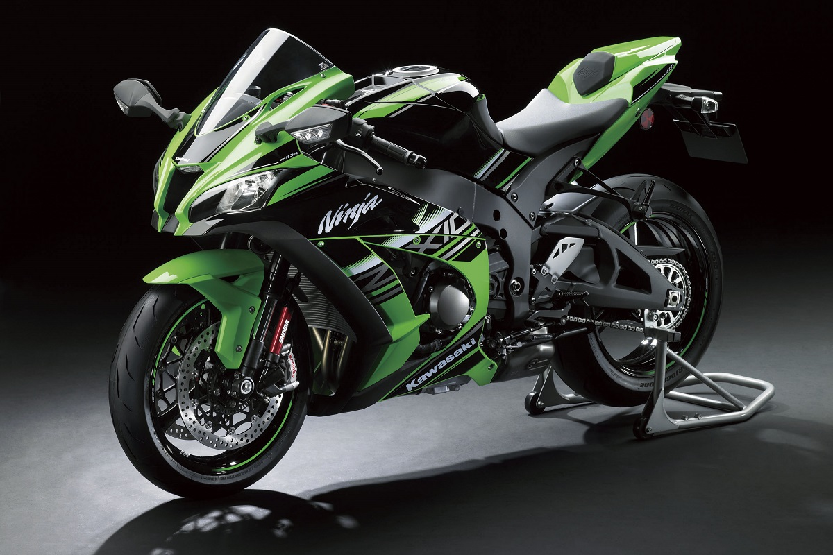 2017 Kawasaki Ninja ZX 10R Launched In India