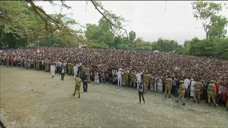 Ethiopia declares state of emergency after civil unrest