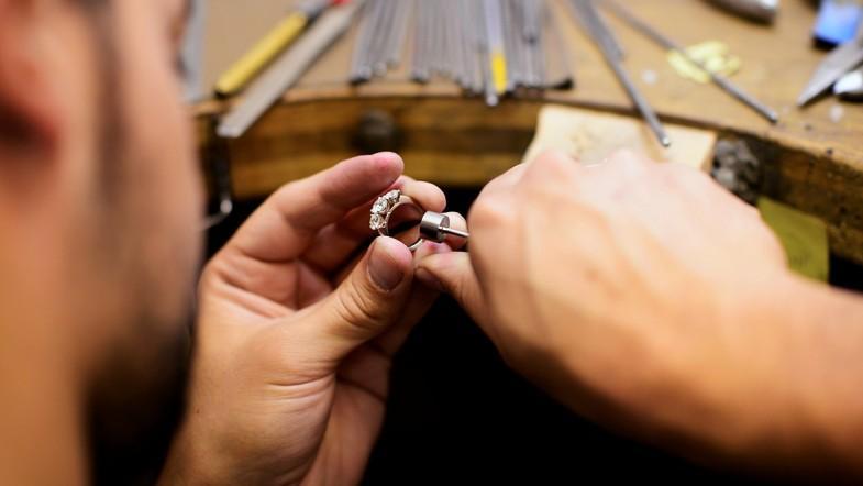 Hatton Garden jewellery quarter under pressure from rising rents