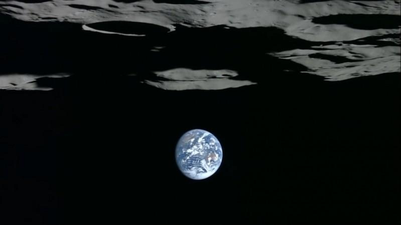 Japanese lunar orbiter shows off stunning HD video of moon and earth