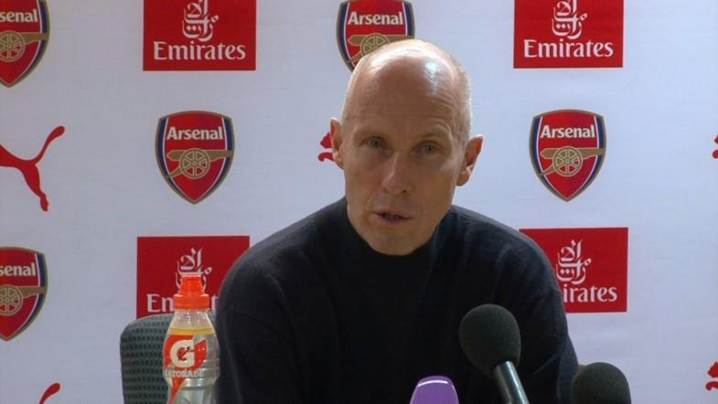 Bob Bradley says Swansea can become a really good team after defeat at Arsenal