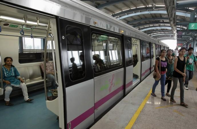 namma metro bangalore metro results purple line underground line phase green line Baiyappanahalli to Mysore Road Terminal m g road