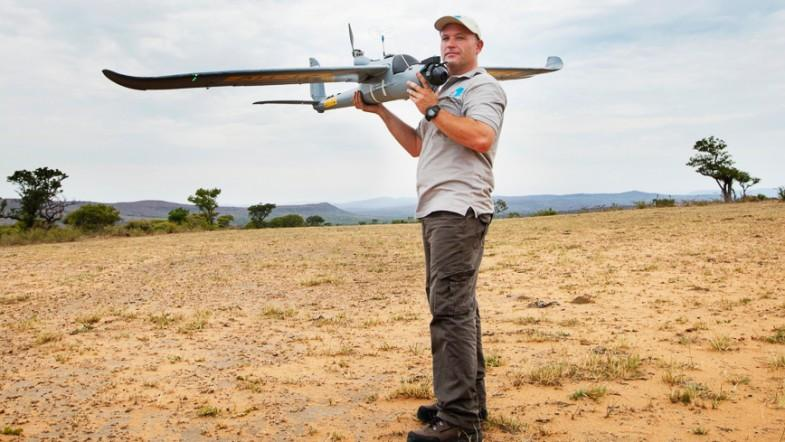 How drones are being used in the fight against poachers