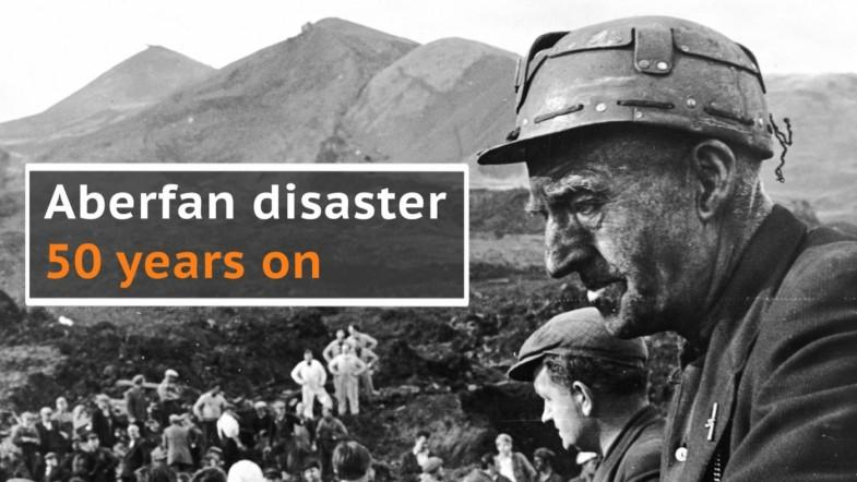 Aberfan disaster: 50th anniversary of the coal tip landslide that killed 116 children