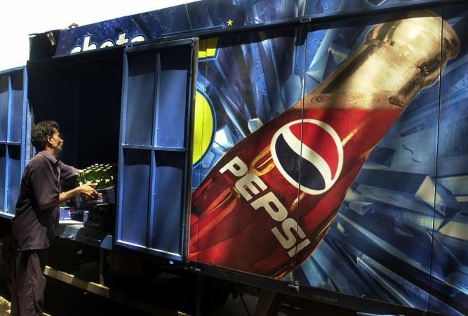 PepsiCo şişeleme makinesi
