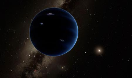 The tilt of the Sun could be caused by undiscovered Planet 9