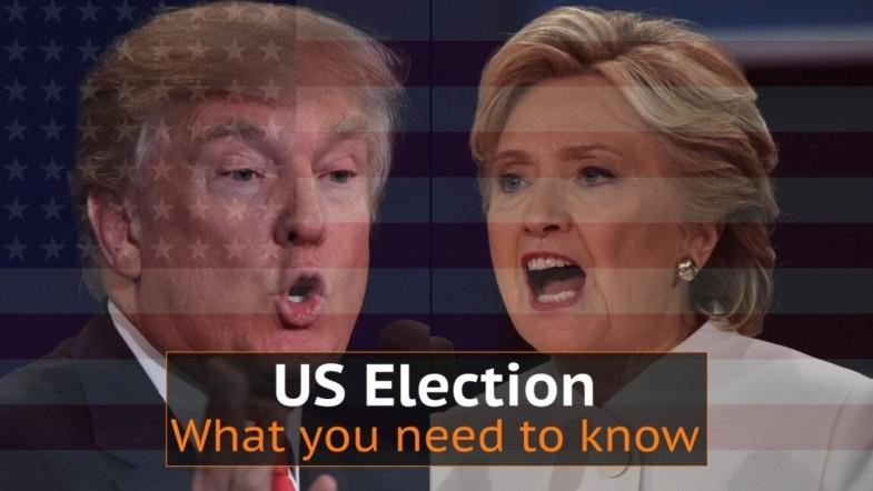 US Election 2016: What you need to know