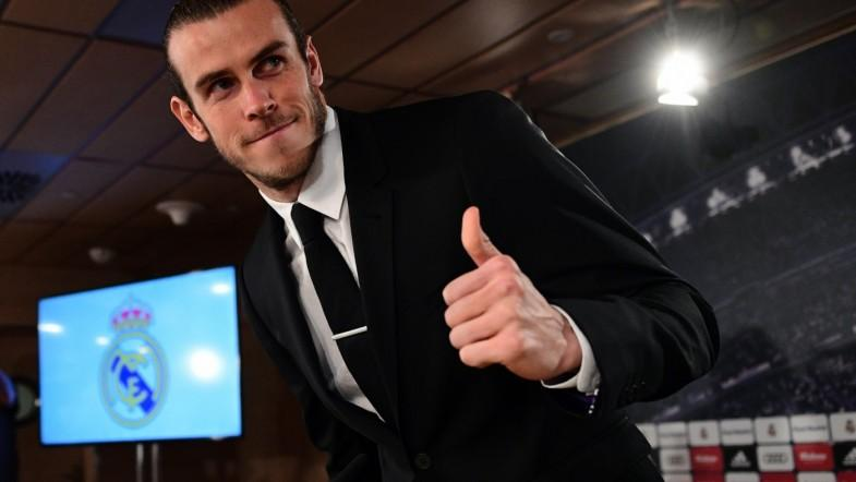 Renewing contract with Real Madrid a dream come true says Gareth Bale