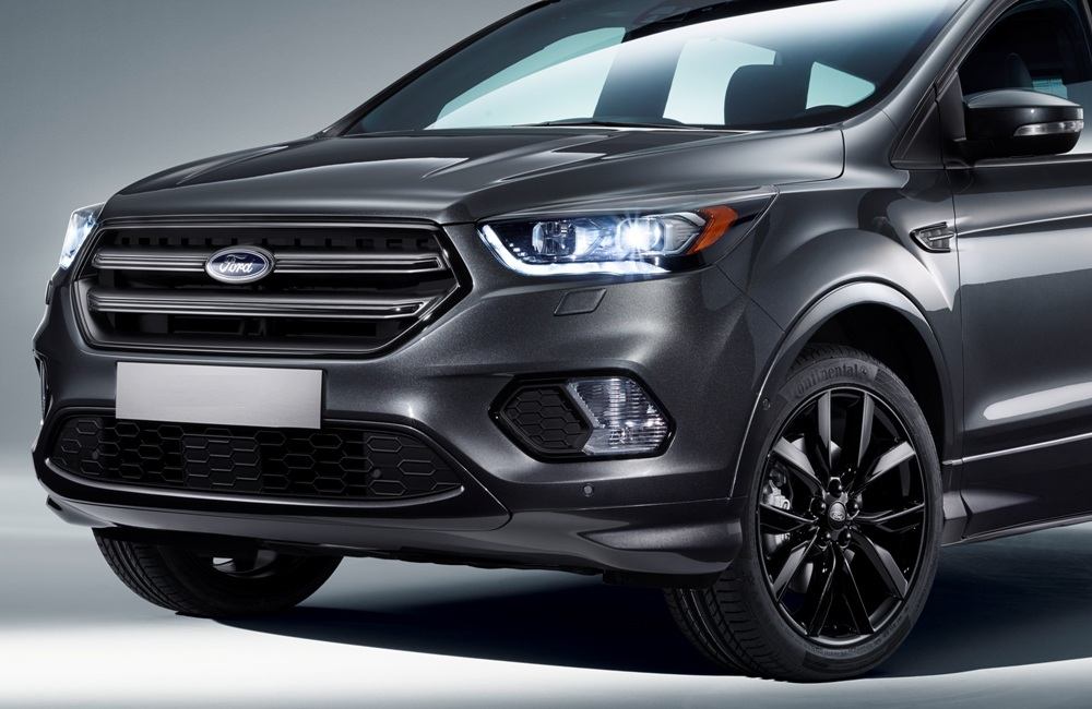 Awd Sports Cars >> 2017 Ford EcoSport facelift to get a design blend of Kuga ...