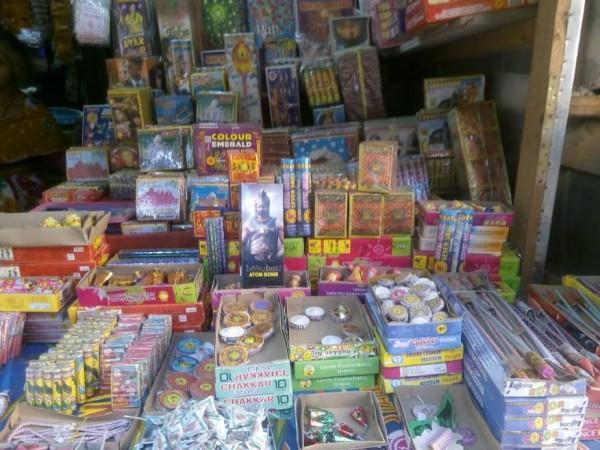 Baahubali Diwali cracker box