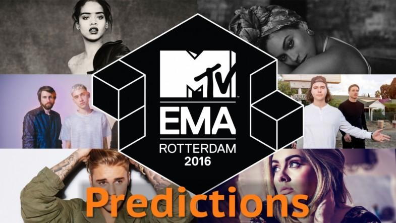 MTV EMAs 2016 predictions: Beyonce, Adele and more tipped to win big in Rotterdam