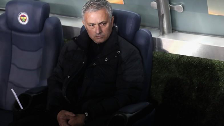 Jose Mourinho says Manchester United deserved to lose to Fenerbahce in Europa League