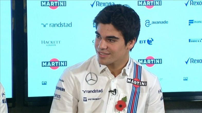 Williams announces 18-year-old Lance Stroll as Massa replacement