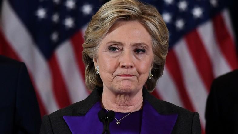 Hillary Clinton concession speech: This is painful and it will be for a long time