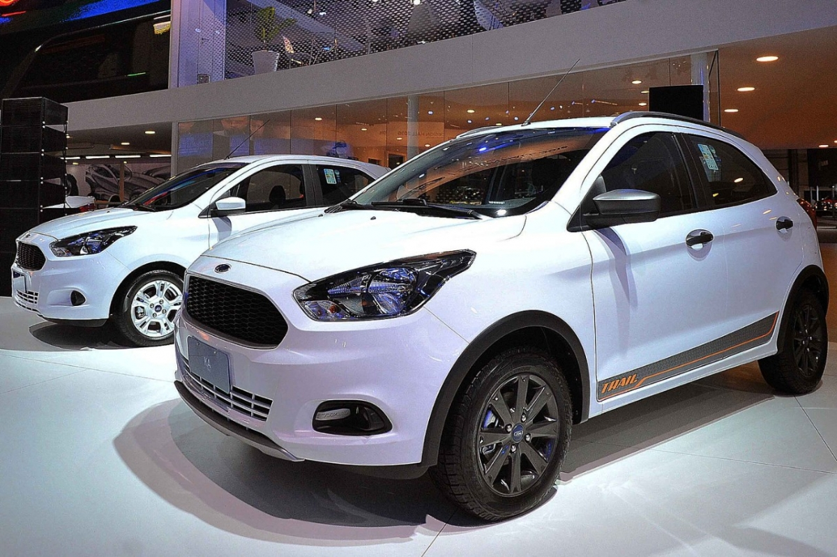 ford figo cross everything you need to know from launch. Black Bedroom Furniture Sets. Home Design Ideas