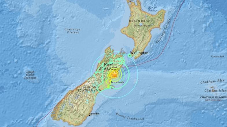 Witnesses of New Zealand Earthquake: It was horrible