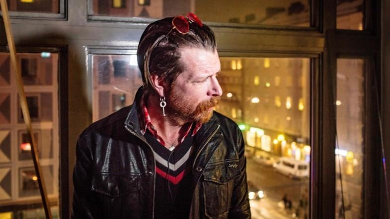 Eagles of Death Metal frontman Jesse Hughes denied entry to Bataclan reopening