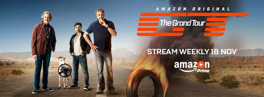The Grand Tour Season 1 Updates Here S Everything You Need To Know