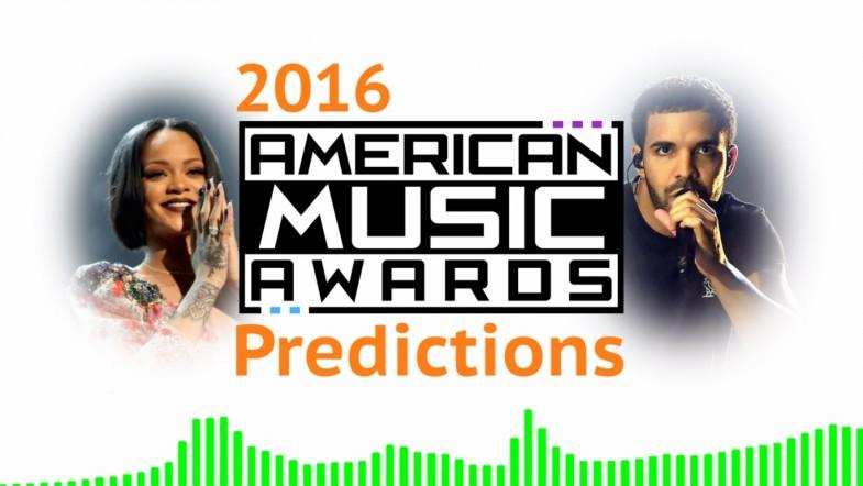 Justin Bieber, Drake and Rihanna predicted to win top awards at the AMAs 2016