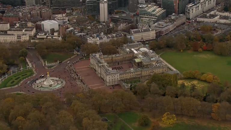 British taxpayers to fund huge £369m refurbishment of Buckingham Palace