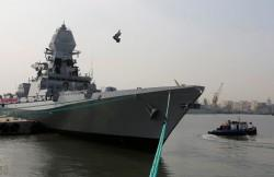 INS Chennai to be commissioned