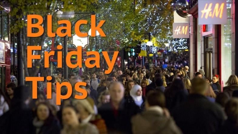 Black Friday: Top tips on getting best deals on smartphones, laptops, tablets and games consoles